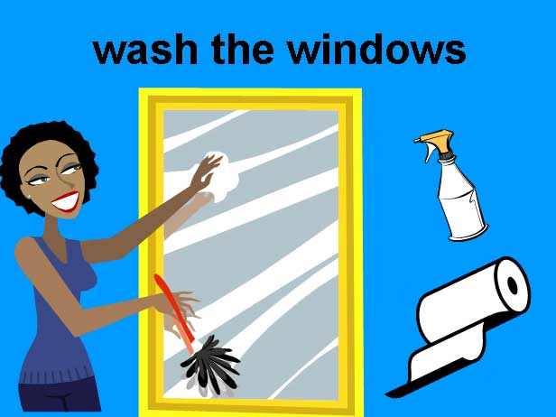 Wash the Windows