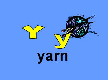 Y y - Yarn