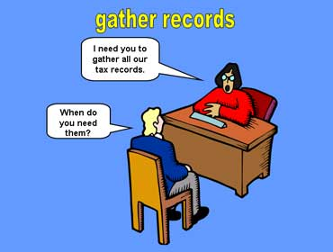 Gather Records