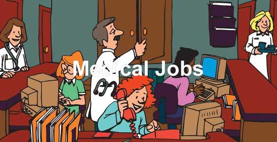 Medical Jobs Banner