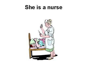 A Nurse Giving a Shot to a Patient