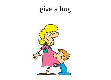 Give a Hug