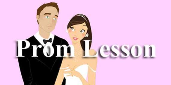 Proms Lesson