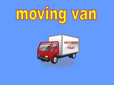 Moving Van or Moving Truck