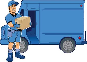 Delivery Driver Uniform