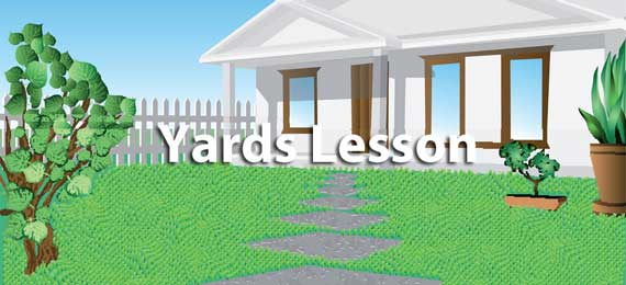 ESL Lesson Yards