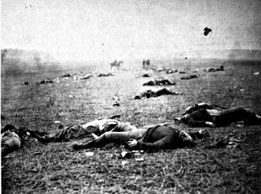 American Civil War Gettysburg, 1863