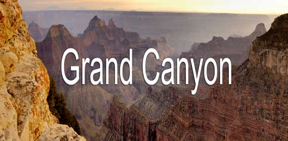 Grand Canyon at Bright Angel Viewpoint