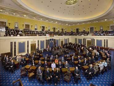 110th U.S. Senate - Inside Senate Chambers