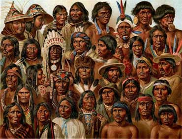 Indians - Native Americans