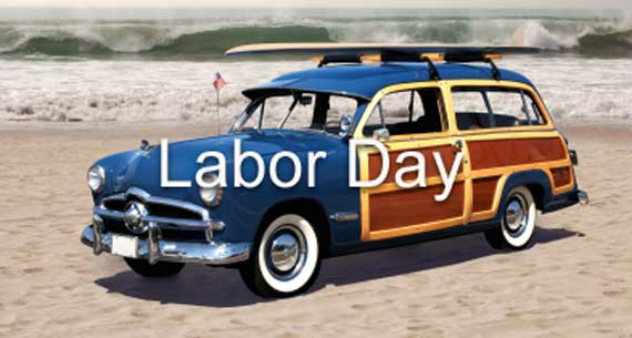 Labor Day Lesson Banner