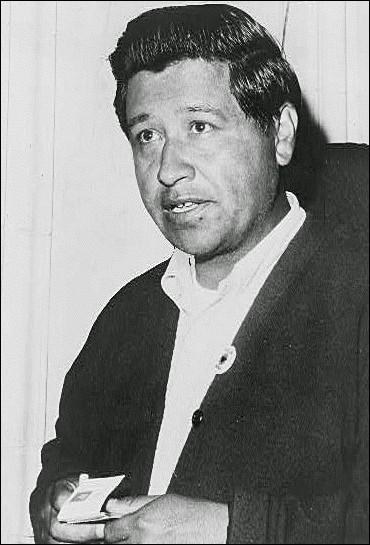 Cesar Chavez, 1927-1993
