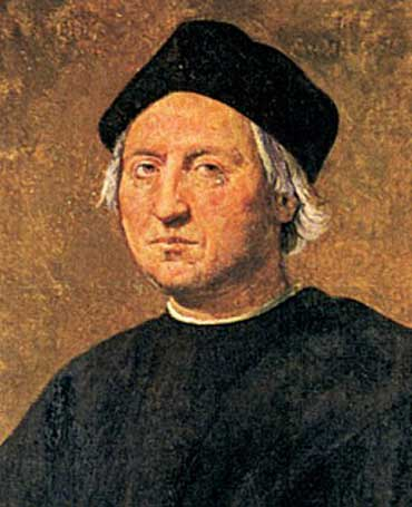Christopher Columbus - Portrait