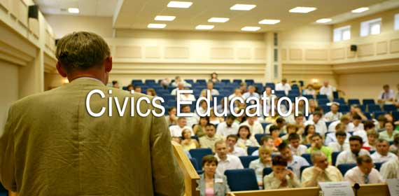 Civics Lesson for Students