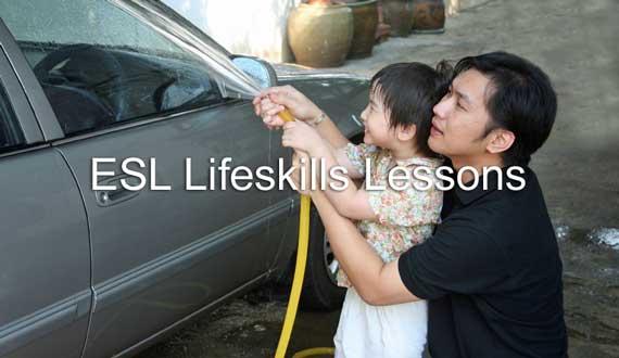 ESL Life Skills Banner