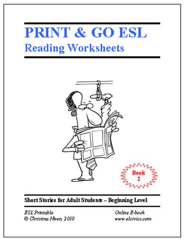Printables Free Esl Worksheets free esl ebooks printable worksheets print and go ebook by christina niven