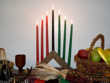 Kwanzaa Table