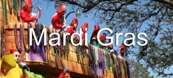 Mardi Gras Lesson
