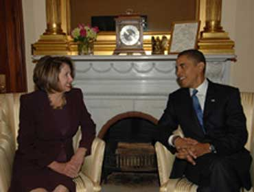 President Obama and Speaker Pelosi