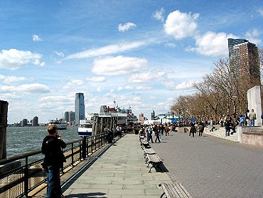 Ferry Boats for Statue of Liberty Tour