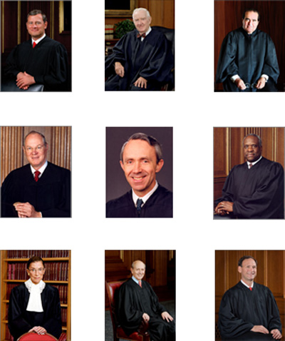 Supreme Court Justices of the United States