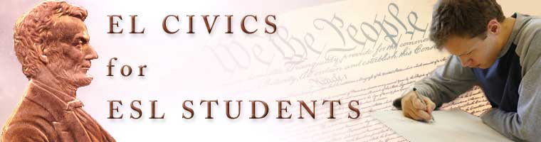 EL Civics for ESL Studens