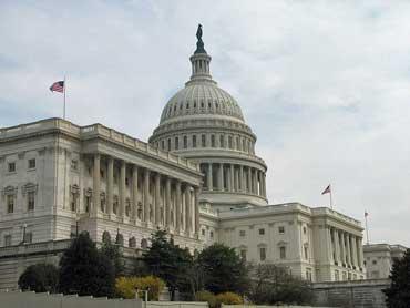 U.S. Capitol Building - Senate Wing
