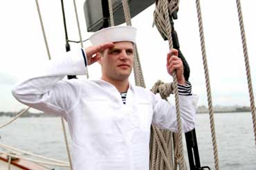 Sailor in the U.S. Navy