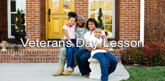 Veterans Day Lesson