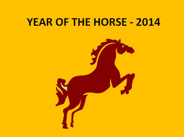 2014 is the Year of the Horse