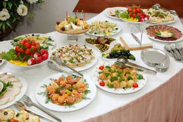 Esl lesson on restaurants page 2 - Buffet table images ...