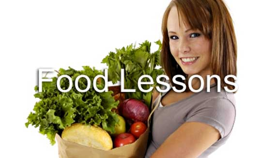 ESL Food Lessons