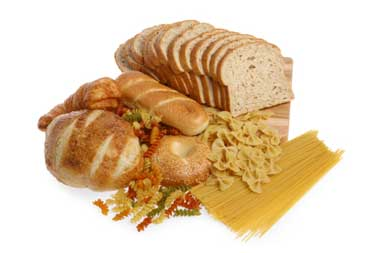 Grains, Breads, Pasta