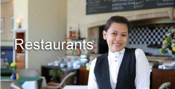 Restaurant Lesson Banner