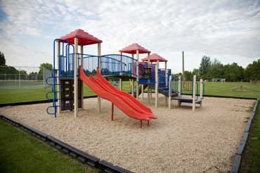Playground at a Park
