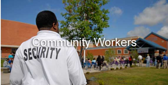 Community Workers Banner