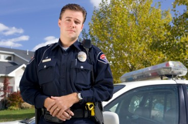 Police Officers Enforce the Law