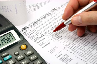 IRS Income Tax Forms
