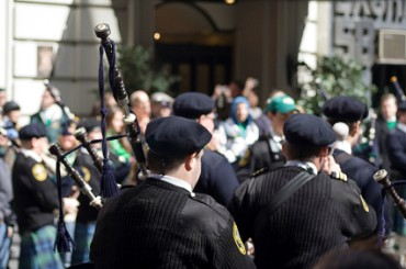 Saint Patrick's Day Parade in New York City, 2006