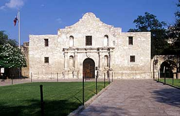 The Alamo - San Antonio de Béxar