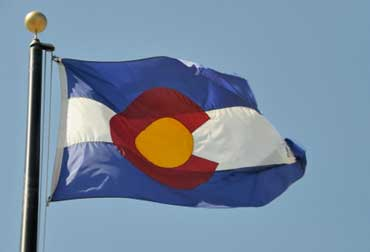 State Flag of Colorado
