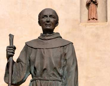Father Junipero Serra, 1713-1784