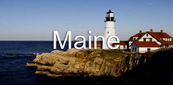 Maine Lesson Banner