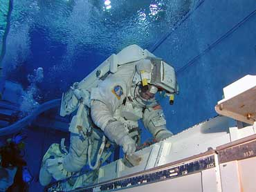 NASA Buoyancy Laboratory