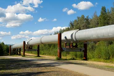 Trans Alaskian Pipeline