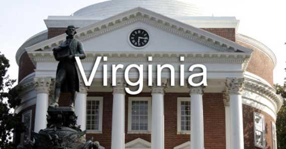 Virginia Lesson Banner