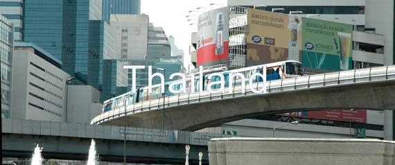 Thailand Lesson Banner